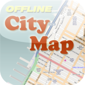 Boise Offline City Map with POI