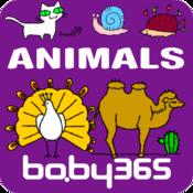 麦粒认知绘本-猜动物-baby365