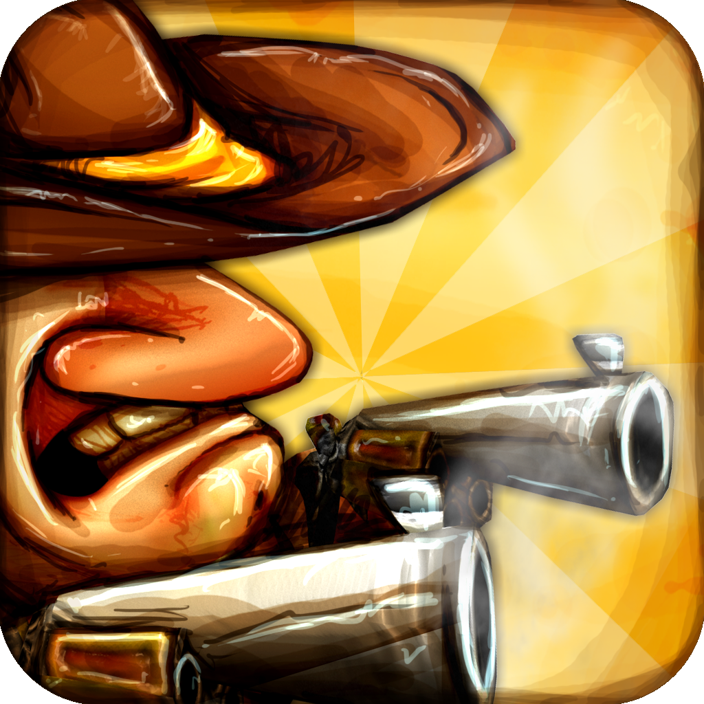 Cowboy vs. Ninjas vs. Aliens (AppStore Link)
